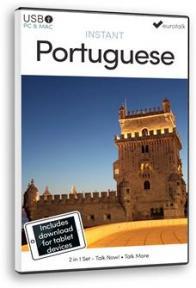 Srednji kurs portugalskog jezika za samostalno učenje