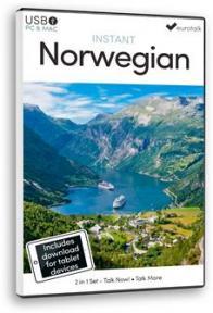 Srednji kurs norveškog jezika za samostalno učenje