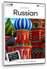 Srednji kurs ruskog jezika za samostalno učenje (instant)