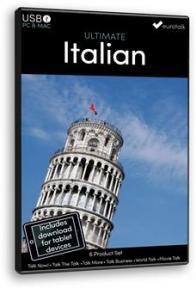 Viši kurs italijanskog jezika za samostalno učenje