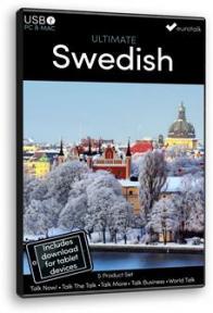 Viši kurs švedskog jezika za samostalno učenje