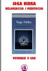 Joga nidra - relaksacija i meditacija, uvođenje u san
