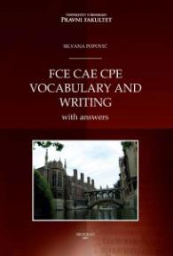 Fce cae cpe vocabulary and writing