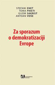 Za sporazum o demokratizaciji Evrope