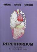Repetitorijum iz anatomije, deo I - anatomija tela čoveka