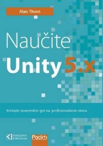 Naučite Unity 5.x