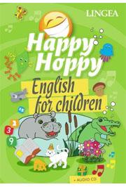Happy Hoppy english for children + CD