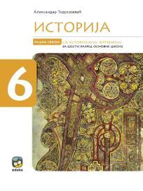 Istorija 6, radna sveska sa istorijskom čitankom