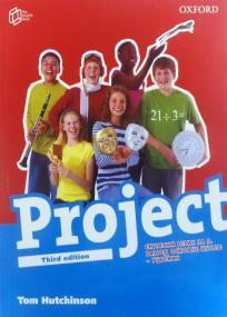 Poject 2 - udžbenik iz engleskog jezika za peti razred osnovne škole ENGLISH BOOK
