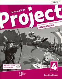 Project 4 (četvrto izdanje), radna sveska