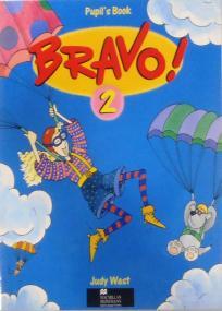 Bravo 2 - udžbenik iz engleskog jezika za drugi razred osnovne škole ENGLISH BOOK