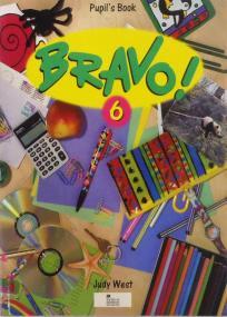 Bravo 6 - udžbenik iz engleskog jezika za šesti razred osnovne škole ENGLISH BOOK