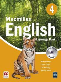 Macmillan English 4 - udžbenik iz engleskog jezika za četvrti razred osnovne škole