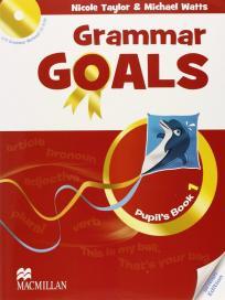 Grammar goals 1 - udžbenik iz engleskog jezika za prvi razred osnovne škole ENGLISH BOOK
