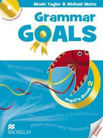 Grammar goals 2 - udžbenik iz engleskog jezika za drugi razred osnovne škole ENGLISH BOO