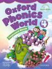Oxford phonics world 4 - ENGLISH BOOK