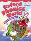 Oxford phonics world 5 - ENGLISH BOOK