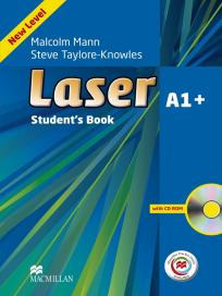 Laser A1+ - udžbenik iz engleskog jezika ENGLISH BOOK
