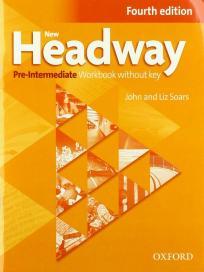 Headway pre-intermediate - radna sveska za engleski jezik ENGLISH BOOK