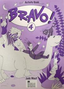 Bravo! 4 - radna sveska iz engleskog jezika za četvrti razred osnovne škole ENGLISH BOOK