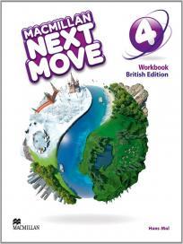 Macmillan Next move 4 - radna sveska iz engleskog jezika za četvrti razred osnovne škole