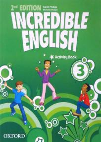 Incredible english 3 (drugo izdanje) - radna sveska iz engleskog jezika ENGLISH BOOK
