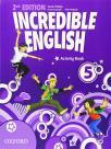 Incredible english 5 (drugo izdanje) - radna sveska iz engleskog jezika ENGLISH BOOK