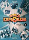 World Explorers 1 - radna sveska iz engleskog jezika ENGLISH BOOK
