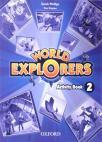 World Explorers 2 - radna sveska iz engleskog jezika ENGLISH BOOK