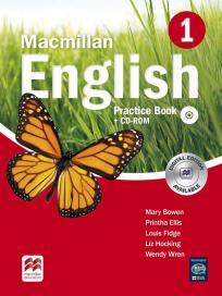 Macmillan English 1 - radna sveska iz engleskog jezika za prvi razred osnovne škole
