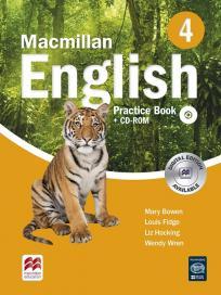 Macmillan English 4 - radna sveska iz engleskog jezika za četvrti razred osnovne škole