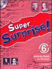 Super surprise! 6 - radna sveska iz engleskog jezika za šesti razred osnovne škole
