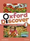 Oxford discover 1 - radna sveska iz engleskog jezika za prvi razred osnovne škole