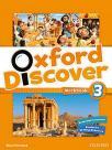 Oxford discover 3 - radna sveska iz engleskog jezika za treći razred osnovne škole