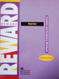 Reward starter - radna sveska iz engleskog jezika ENGLISH BOOK