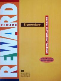 Reward elementary - radna sveska iz engleskog jezika ENGLISH BOOK