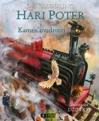 Hari Poter i kamen mudrosti - ilustrovano izdanje