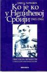 Ko je ko u Nedićevoj Srbiji 1941-1944.