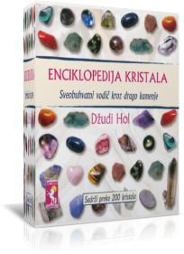 Enciklopedija kristala - Dzudi Hol