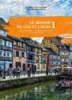 Le monde de Lea et Lucas 1, udžbenik