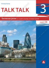 Talk Talk 3, udžbenik + CD