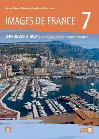 Images de France 7 - udžbenik iz francuskog jezika za sedmi razred osnovne škole