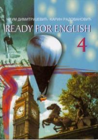 Ready for English 4 - udžbenik iz engleskog jezika za osmi razred osnovne škole