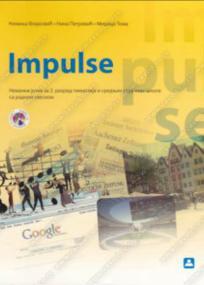 Impulse - nemački jezik sa radnom sveskom - kao prvi strani jezik
