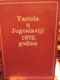 VARIOLA U JUGOSLAVIJI 1972. GODINE