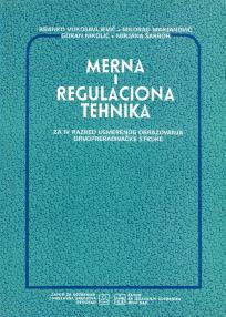 Merna i regulaciona tehnika - za 4. razred usmerenog obrazovanja drvoprerađivačke struke