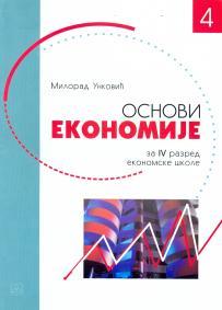 Osnovi ekonomije - međunarodna trgovina: za 4. razred ekonomske škole - svi profili