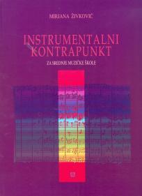 Instrumentalni kontrapunkt za 3. i 4. razred srednje muzičke škole