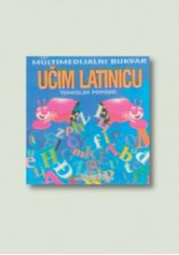 Multimedijalni bukvar - učim latinicu CD