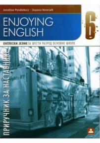 Enjoying English 6, priručnik za nastavnike